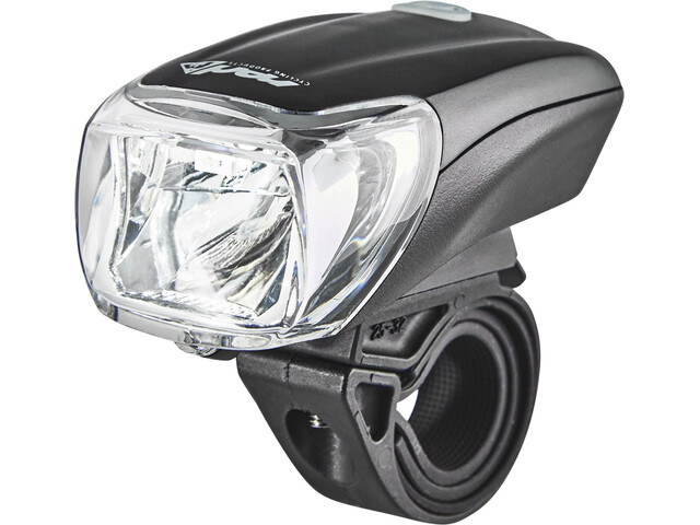 Red Cycling Products Power LED USB Front Scheinwerfer schwarz